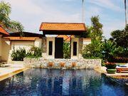 Pool - Balinese Door