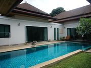 3 Bedroom Villa with pool and garden in Bangtao