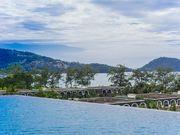 Patong bay view