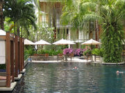 The pool and gardens are amazing. Tranquillity, peacefulness and calm abundant at The Chava.