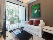 1 bed apartment overlooking the sea in Phuket in Rawai