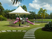 Sala and playground