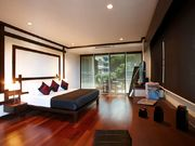 Spacious masterbedroom