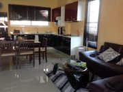 Kitchen & living room