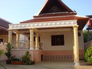 Villa 1 front view