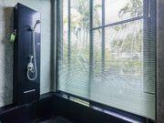 Master bathroom (shower+bathtub)