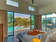 pool view bedroom