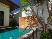 private swimming pool Rawai
