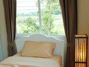 bedroom 1 vintage style