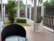 House with garden on Phuket in Paklok