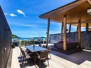 sea view terrace