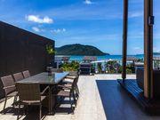 villa Rawai with sea view