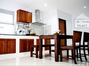Kitchen and Dining...Jai House Phuket