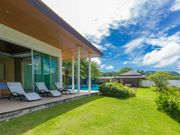 Luxury uniquely designed villa  In Chalong.  Lake view