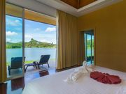 Awesome villa with lake and mountain view in Chalong In Phuket