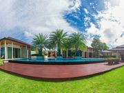 Luxury uniquely designed villa with pool in Chalong