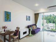 studio apartment Karon