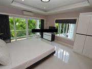 3 bedroom villa garden view