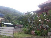 Beautiful surroundings