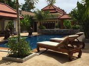 villa with swimming pool Phuket