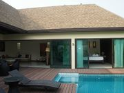 2 beds villa with private pool