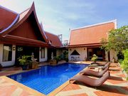 villa with private pool Nai Harn Beach