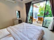 2 beds villa