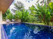 private pool villa Layan