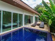 pool villa Layan
