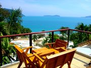 Andaman Cove Penthouse Balcony and View