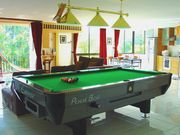 Elysian Pool Table
