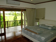 Second Bedroom with big Balcony