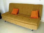 Second bedroom sofabed