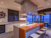 fully equipped lux kitchen