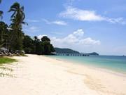 5 min walk to this beach