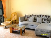 living area with furnished