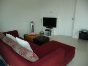 Living area, TV, DVD