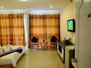 All rooms are equiped with flat-screen TV