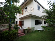 2 storey villa with garden