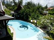 pool villa Bangtao