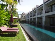 Room for rent, Pool access, in Rawai, Nice terrace, Huge Pool
