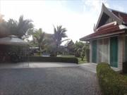 Pool Villa for sale, 6 BR, in Rawai, Beautiful yard, Nice thai style