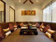 Thai sitting area