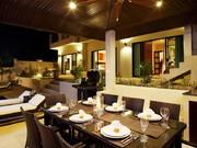 Sala Dining by night