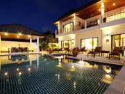 .. a stunning luxury retreat, located in beautiful Nai Harn, Phuket...