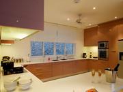 Western fully fiten kitchen