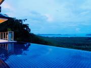 Tranquil Views from Andaman View, Nai Harn