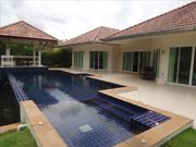 2 bed pool villa for rent, in Kathu, on a Golf