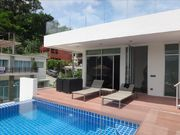 Pool Villa for rent, in Patong, modern style, amazing view