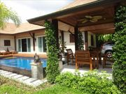 Luxuous 4 bed pool villa for rent, in Nai Harn, quiet area